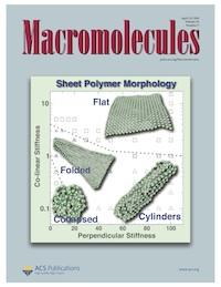 Cover of Macromolecules