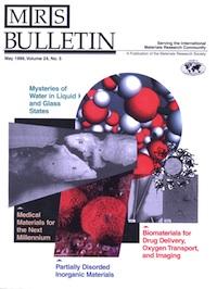 Cover of MRS Bulletin